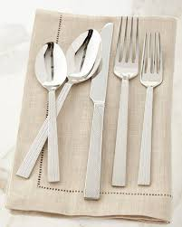 How To Set Silverware On Table Flatware Silverware Sets U0026 Pieces At Neiman Marcus