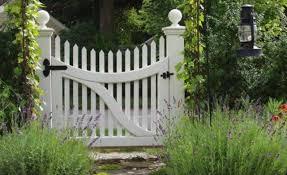 white picket wooden gate designs backyard wooden gate designs