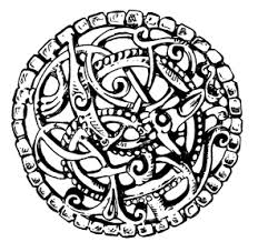 viking age ornaments dag frognes the of illustrated stories