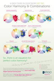 two color combinations psychology a crash course in color theory part two color