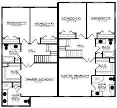 Multi Unit Floor Plans Multi Unit House Plans Valine