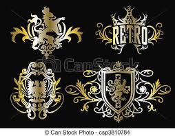 wappen designer fancy design vector clip royalty free 27 302 fancy design