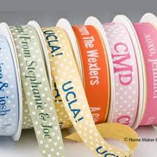 personalized ribbons name maker