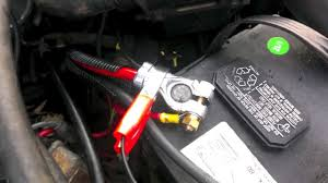 1995 jeep battery 89 battery cable replacement
