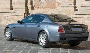 maserati quattroporte maserati armored car b6