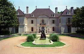 dallas texas french chateau home photograph 4540