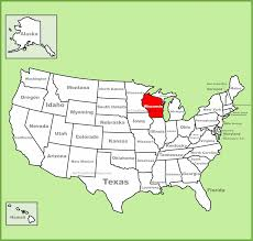 Monroe Wisconsin Map by United States Map Map Of Usa