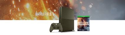 xbox one s battlefield 1 special edition bundle 1tb xbox