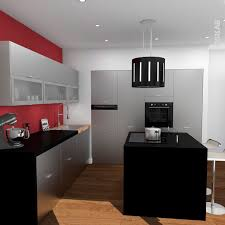 cuisine blanche mur framboise cuisine luminaire cuisine framboise luminaire cuisine framboise