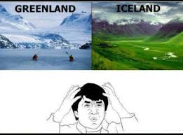 Iceland Meme - greenland iceland meme by nisheet1 sinvhal memedroid