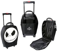 the nightmare before trolley luggage