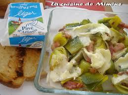 recette de cuisine pour le soir gratin de poireaux au pavé d affinois la cuisine de mimine