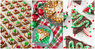 20 christmas treats perfect for parties mamanista
