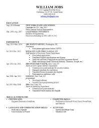 legal attorney resume principal attorney resume example law