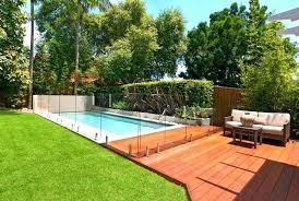 Landscaping Ideas For Sloped Backyard Ideas For Backyards Sloped Backyard Ideas Backyard Deck Ideas For