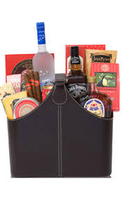 send gift basket liquor gift baskets