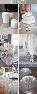 and silver wedding best 25 silver wedding decorations ideas on christmas