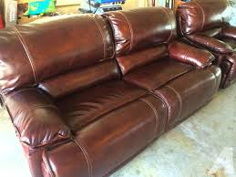 haverty s furniture elegant brown havertys sofa made of leather for living