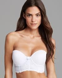 strapless bustier for wedding dress va bien bra strapless basque 2527 bloomingdale s