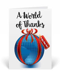 Business Holiday Card World Of Thanks Business Holiday Card 36014 Harrison Greetings