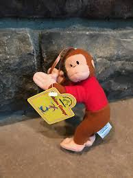 curious george tv character toys toys hobbies picclick
