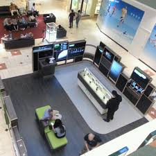 robert dyer bethesda row htc one smartphone kiosk in bethesda