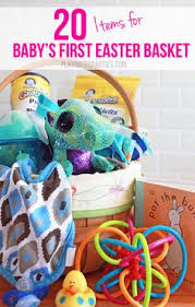baby s easter gifts kinda wanna do this for an easter basket then each child will