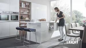 leicht german kitchen cabinets kitchen designs youtube