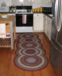 here u0027s what no one tells you about l shaped rugs for kitchens