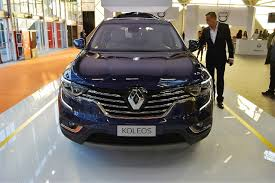 renault suv koleos renault samsung motors to develop a u0027global u0027 suv
