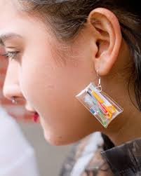 invisible earrings for school 53 clear earrings for school clear paw earrings lamevallar net