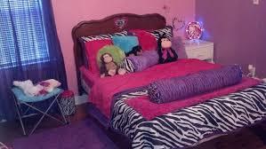 Pink Purple Bedroom - bedroom ideas zebra purple