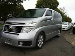 nissan highway star used nissan elgrand cars for sale motors co uk