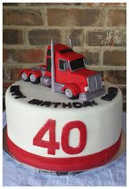 semi truck birthday cake by max amor cakes u2026 cake pinterest