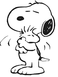 breathtaking snoopy coloring pages charlie brown coloring pages