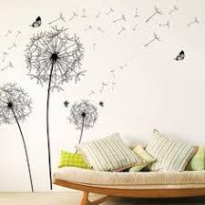 Home Decor Dropship Dandelion Wall Art Printable 8x10 Instant Download Chalkboard