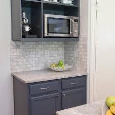 kitchen cabinets microwave shelf photos hgtv