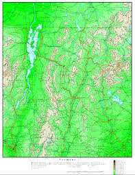 Vermont State Parks Map Vermont Map Online Maps Of Vermont State