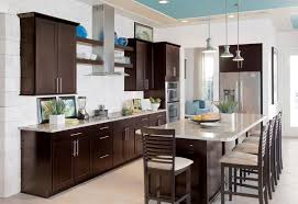 brown kitchen cabinets images ᐉ modern kitchen with brown cabinets fresh design
