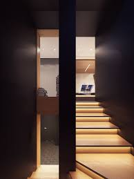 Interior Stair Lights Lofted Luxury