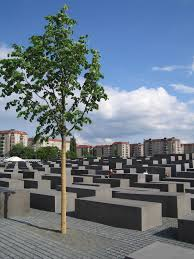 memorial to the murdered jews of europe wikipedia