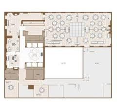 Floor Plan Wedding Reception San Francisco Event Venue Floor Plans At The Julia Morgan Ballroom