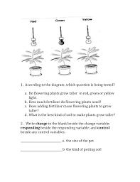 scientific method worksheet click scientific method u0026 metric