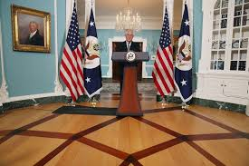 united states department of the interior bureau of indian affairs rex tillerson is about to a terrible mistake foreign policy