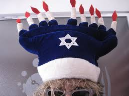 chanukah hat allee willis menorah hat