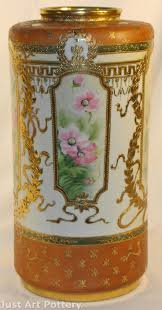 Beaded Vases 1330 Best Nippon Images On Pinterest Hand Painted Vases And