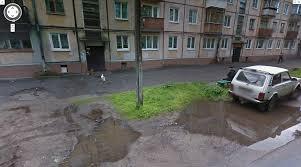 russia through google street view u2013 weird russia