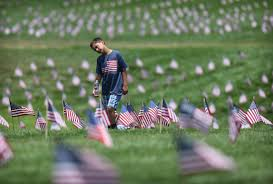 Johns Flags Riverside West Coast Thunder Quiet Remembrance Mark Memorial Day In