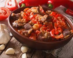 cuisiner du cabri recette cabri aux petits légumes et riz