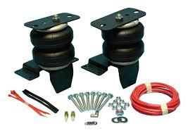 toyota tundra motorhome amazon com firestone w217602445 ride rite kit for toyota tundra